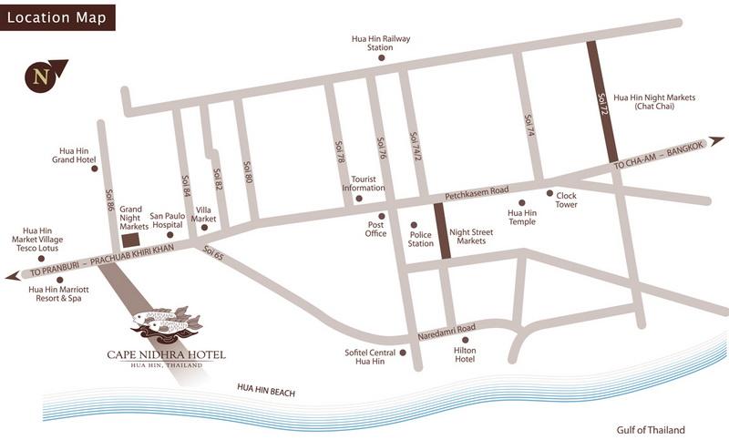 Cape Nidhra Hotel Pantip Review
