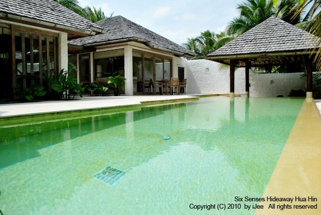 Hotel De La Paix Pool Villa Pantip