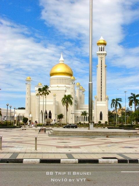 Sultan Umar Ali Saifuddien Mosque