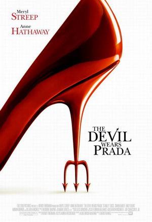 หนังฝรั่งThe DEVIL wears PRADA นางมารสวมปราด้า(แอนน์ แฮ็ทธาเวย์)