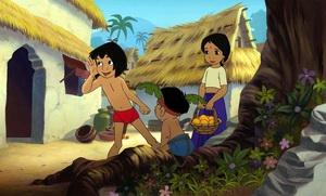 การ์ตูนThe Jungle Book 2 -เมาคลีลูกหมาป่า 2