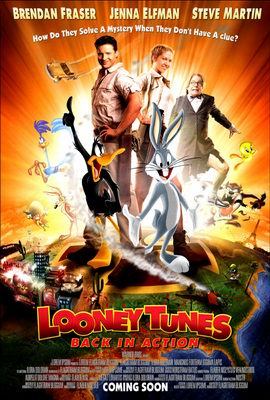 Looney tunes: back in action (2003) ลูนี่ย์