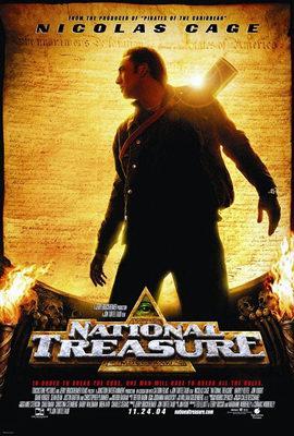 หนังฝรั่งNational Treasure ปฎิบัติการเดือดล่าขุมทรัพย์สุดขอบโลก