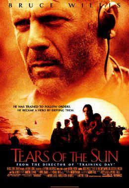 หนังฝรั่งTears of the Sun ฝ่ายุทธการสุริยะทมิฬ