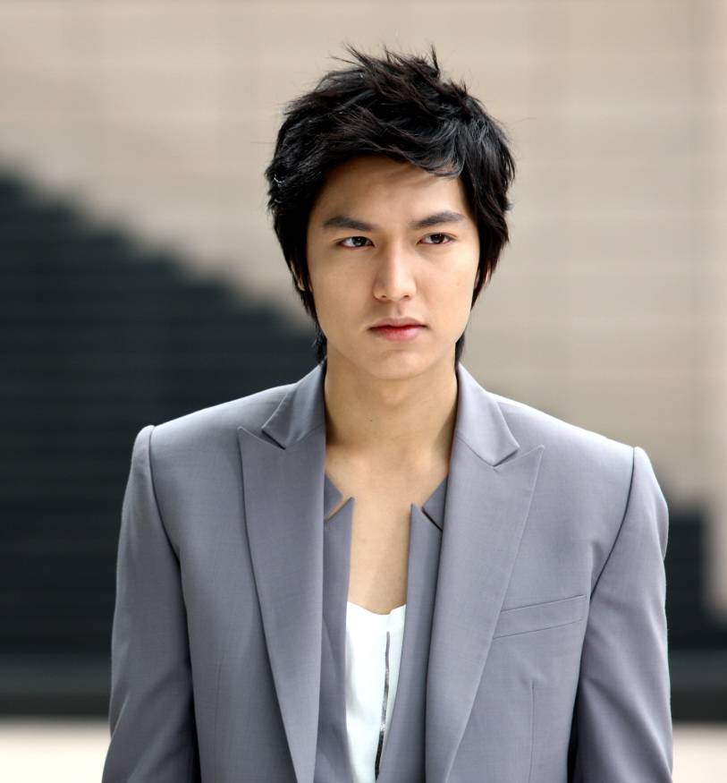 Asian haircut male