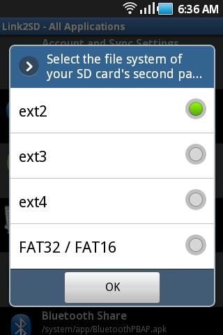 PANTIP COM : T10411936 [App] Link2SD ย้ายโปรแกรมลง Micro SD