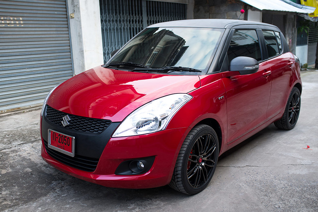 Suzuki Swift Pantip